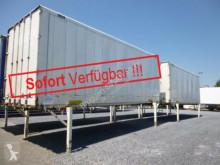 Надстройка фургон Krone Wechselkoffer Heck hohe Portaltüren