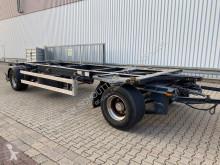Przyczepa Schmitz Cargobull - AWF 18 AWF 18, für Mega-Brücken do transportu kontenerów używana
