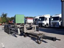 Remorque porte containers Fruehauf Non spécifié