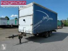 Tarp trailer 9to Zentalachsanhänger, NL6200 kg, Luft, DE