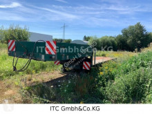 Goldhofer TU4-2x2-31/80 trailer used heavy equipment transport