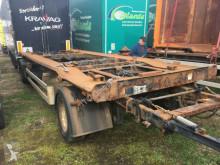Remorca transport containere Meiller HKM Luftgefedert ABS BPW-Achsen
