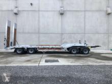 Reboque Möslein 4 Achs Tieflader- Anhänger, Neufahrzeug porta máquinas novo