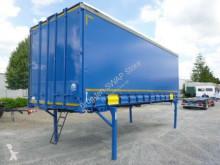 تجهيزات الآليات الثقيلة هيكل العربة صندوق بستائر منزلقة Krone Heck mit Portaltüren