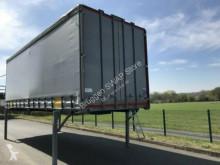Zariadenie nákladného vozidla Krone Heck mit Portaltüren karoséria plachtový náves ojazdený