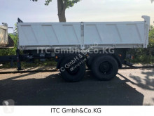 Used three-way side trailer Kögel ZK18 Kippanhänger