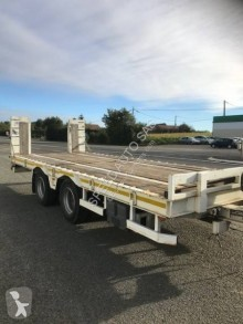 Verem trailer used flatbed
