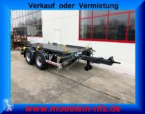 Remorca Möslein 14 t Tandem- Absetzmuldenanhänger,geschlos transport containere noua