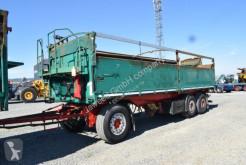 Kempf tipper trailer HKD 24-P / Dreiachs-Kippanhänger