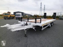 New heavy equipment transport trailer Gourdon PEB190