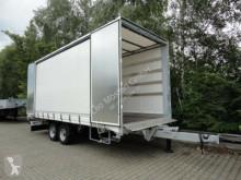 New tarp trailer Möslein Tandem- Schiebeplanenanhänger zum DurchladenLad