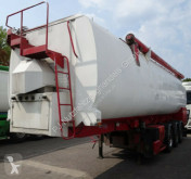 Food tanker trailer Ecovrac
