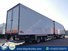 Chereau mono temperature refrigerated trailer FRIGOBLOCK LIFT
