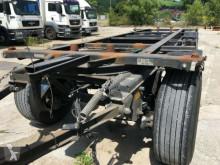 Reboque Kögel 2-Stück Vorhanden Standard Luft BPW Achse chassis usado