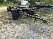 Kögel AW 18 Maxi Luftfederung BPW Achse trailer used chassis