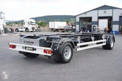 Zasław ZASŁAW - ZASŁAW / BDF / 2 OSIE / DMC 18 000 KG trailer used container