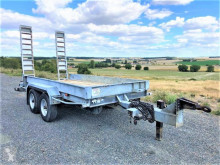Ecim heavy equipment transport trailer Essieux centraux