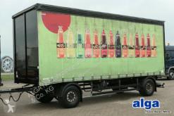 Used tarp trailer Orten AG 18/7,35 m. lang/Luft/6x auf Lager!