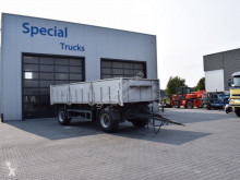 Kipper aanhangwagen trailer used tipper
