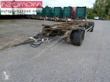 Remorque châssis Schmitz Cargobull AWF 18L Maxilafette, Drehschemelanh., deutsch