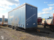 Metaco box trailer PLSC