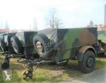 Remorque militaire occasion Lohr 1 TONNE