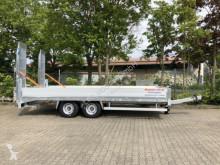 Remolque Möslein Neuer 13 t GG Tandemtieflader, 6,26 m Ladefläch portamáquinas nuevo