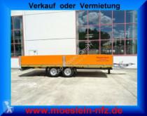 Möslein Tandem Pritschenanhänger trailer new dropside flatbed