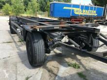 Прицеп грузовое шасси Kögel 2-Stück Vorhanden Standard Luft BPW Achse