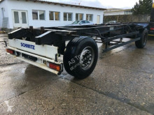 Schmitz Cargobull AFW 18 BDF Standard Lafette ABS Luftfederung trailer used chassis