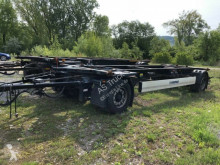 Krone AZ 18 BDF Lafette Maxi ABS Luftfederung trailer used chassis
