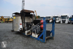 Yol çalışması ekipmanı Abroller/Asphalt kocher Linhoff/Teer/Gussasphalt