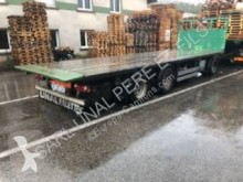 Lecitrailer trailer used flatbed