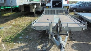 Rigaudo trailer used flatbed