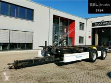 Remolque Krone ZZ / SAF Achsen / German chasis usado