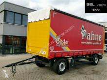 Ackermann PA-F18/7.4 E / EDSCHA trailer used tarp