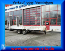 Müller-Mitteltal heavy equipment transport trailer Tandemtieflader