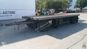Remorca transport containere Burg BPDA 10-10
