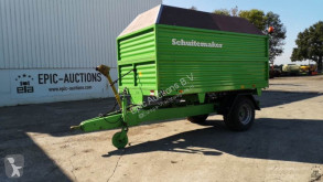 Schuitemaker Feedo 40 trailer used tipper