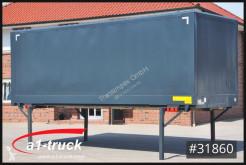 Krone Kastenwagen WB BDF 7,45 Koffer, Code XL, Zurrösen,
