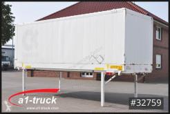 Equipamientos carrocería caja furgón Krone WB BDF 7,45 Koffer, Code XL, Zurrösen,