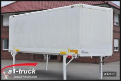 تجهيزات الآليات الثقيلة هيكل العربة صندوق عربة مقفلة Krone WB BDF 7,45 Koffer, Code XL, Wechselbrücke