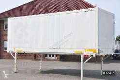 Krone WB BDF 7,45 Koffer, Code XL, Zurrösen, kaross transportbil begagnad