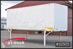 Krone WB BDF 7,45 Koffer, Code XL, Zurrösen, zabudowa furgon używany