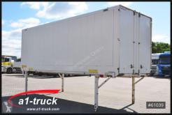 تجهيزات الآليات الثقيلة Krone WK 7,45, BDF WB Textil, Portaltür Code XL هيكل العربة صندوق عربة مقفلة مستعمل
