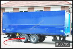 Krone Beverages box trailer ZZ 18, Ewers Schwenkwand, LBW Bär 2500kg, ALU