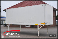 Krone WB Koffer 7,45, Doppelstock, Code XL használt furgon típusú felépítmény