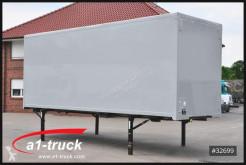 Kaross transportbil Spier WB 7,45 Koffer, Rolltisch, klapp Boden, 2850 Innenhöhe