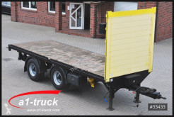 Staplerhalterung, Liftachse, Plattform, Plateau trailer used flatbed