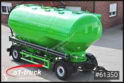 Feldbinder SDBH 18, Silo Heitling, 4 Ka, 31m³ Futter Feed trailer used powder tanker